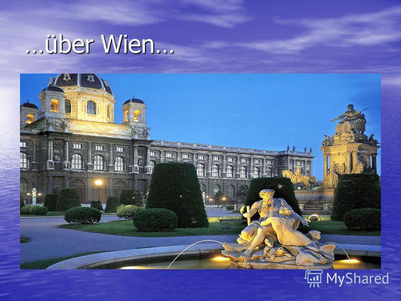 …über Wien…