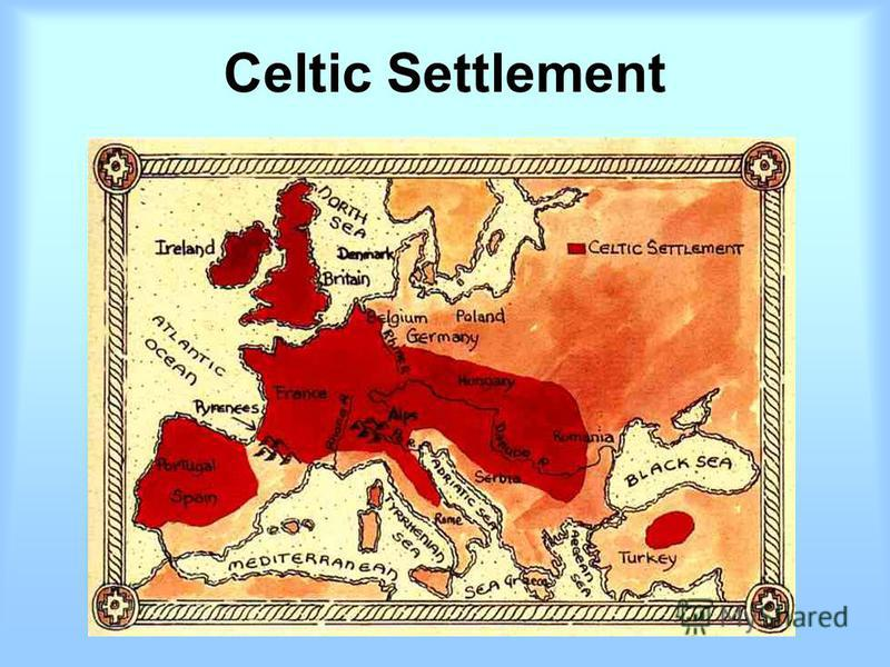 Celtic Settlement