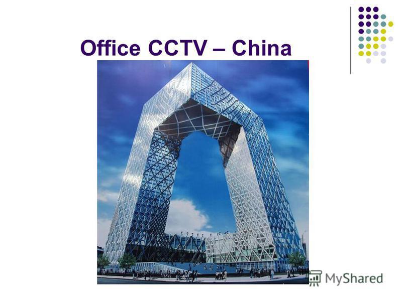 Office CCTV – China