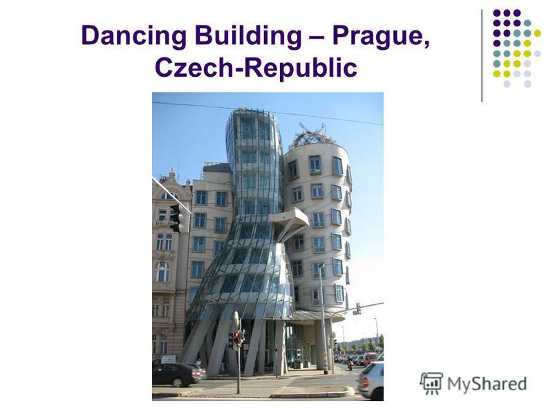 Dancing Building – Prague, Czech-Republic
