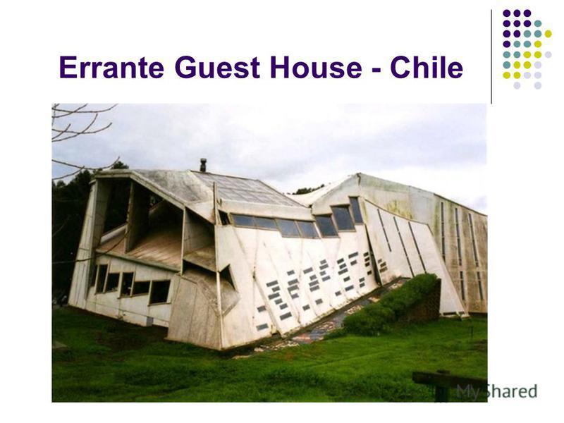 Errante Guest House - Chile