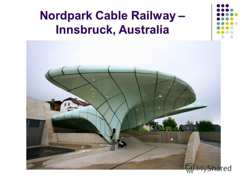 Nordpark Cable Railway – Innsbruck, Australia