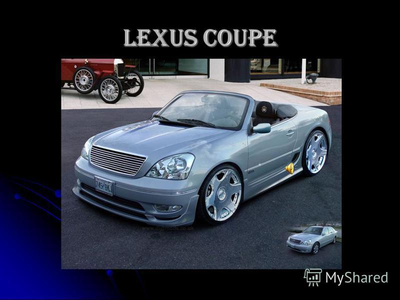 Lexus Coupe