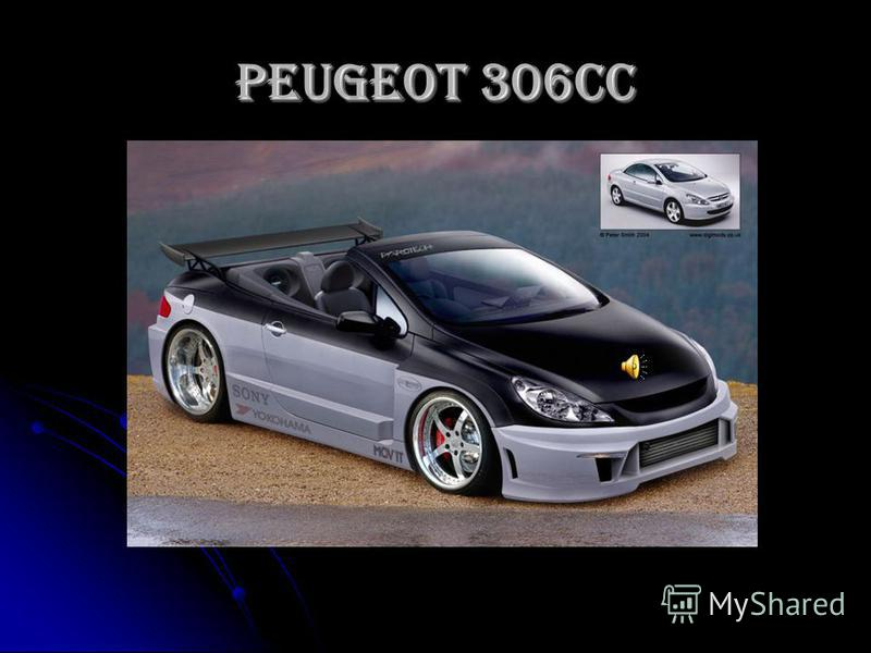Peugeot 306cc