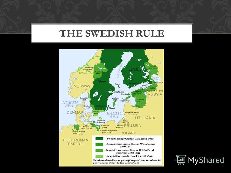 THE SWEDISH RULE