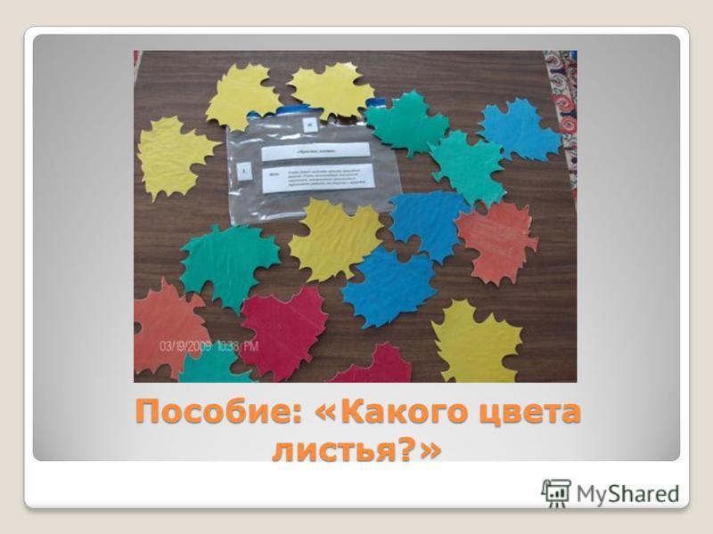 . Правильное восприятие формы, величины, цвета необходимо для успешного усвоения многих учебных предметов в школе, от него зависит и формирование способностей ко многим видам творческой деятельности.
