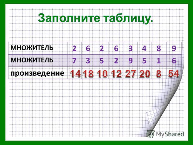 МНОЖИТЕЛЬ 26263489 73529516 произведение