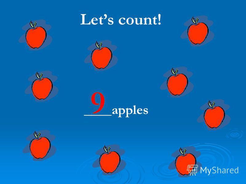 ____apples