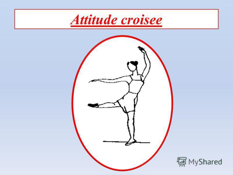 Attitude croisee