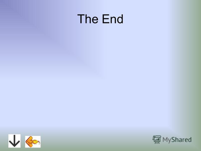Тhe End