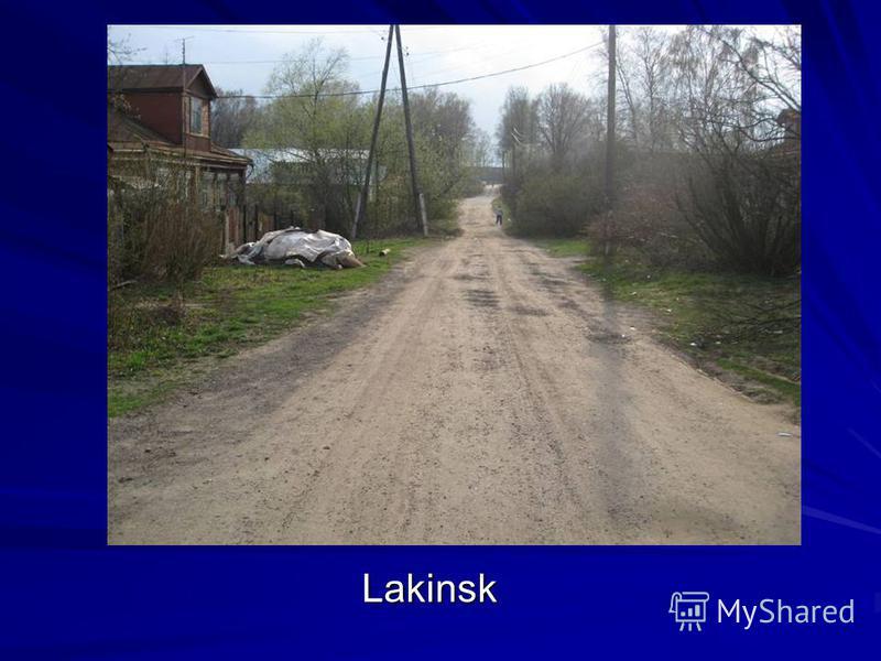 Lakinsk Lakinsk