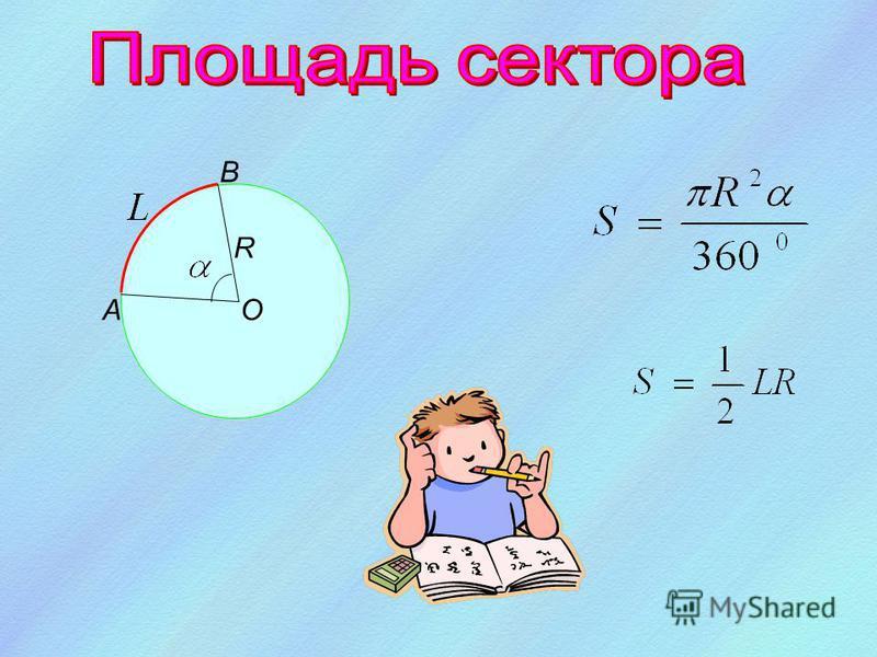 ·(a · n) · h S мн-ка = ·(a · h)· n = S круга = · 2 πR · R = πR2πR2 2πR2πR R a h S круга = πR 2