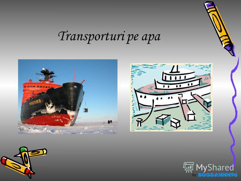 Transporturi pe apa