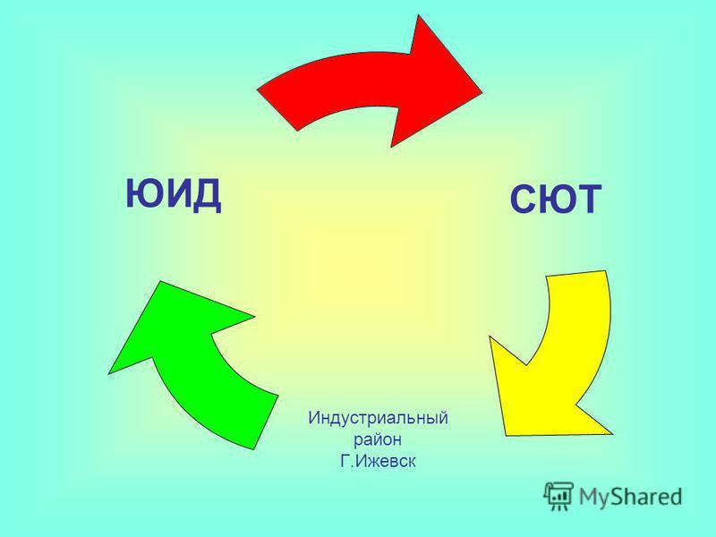 СЮТ Индустриальный район Г.Ижевск ЮИД