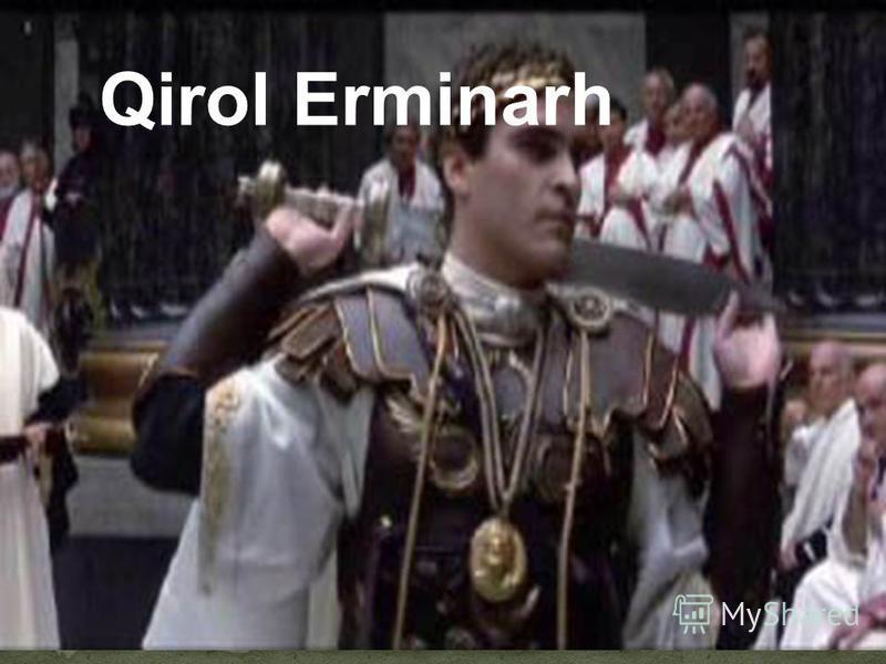 Qirol Erminarh