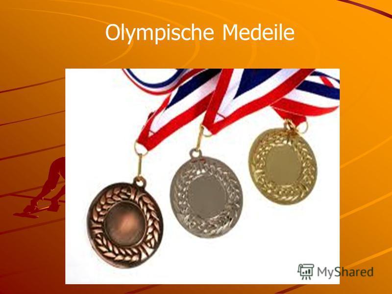 Olympische Medeile