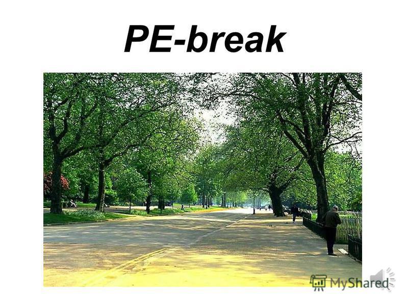 PE-break
