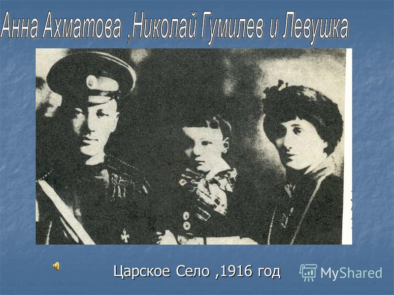 Царское Село,1916 год