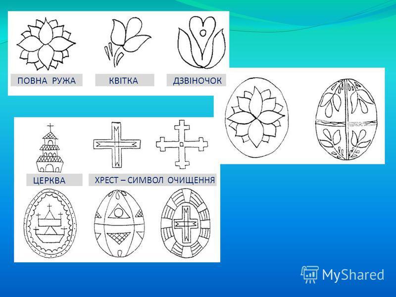 ПОВНА РУЖА КВІТКА ДЗВІНОЧОК ЦЕРКВА ХРЕСТ – СИМВОЛ ОЧИЩЕННЯ