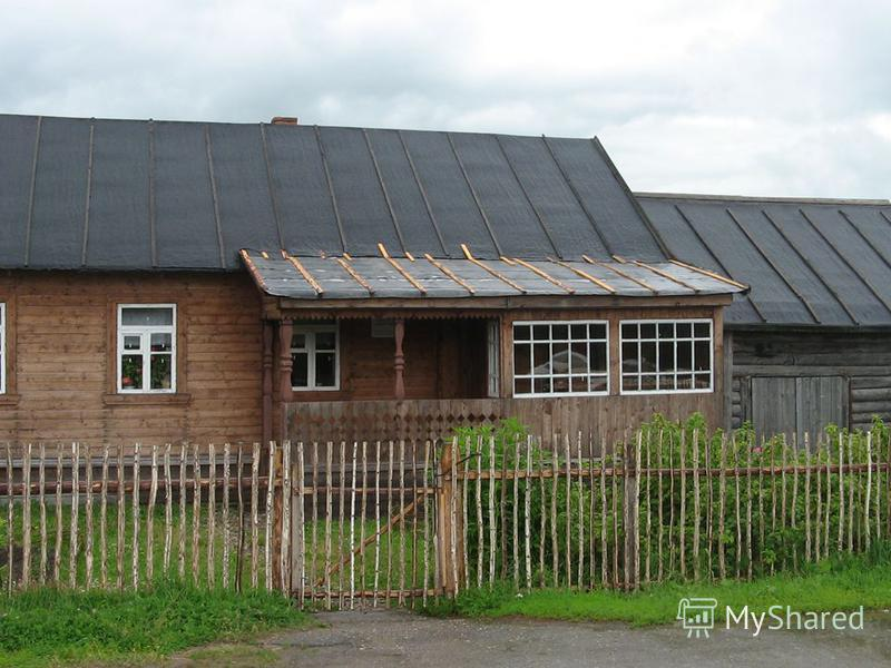 Das Haus von Gagarin in Kluschino