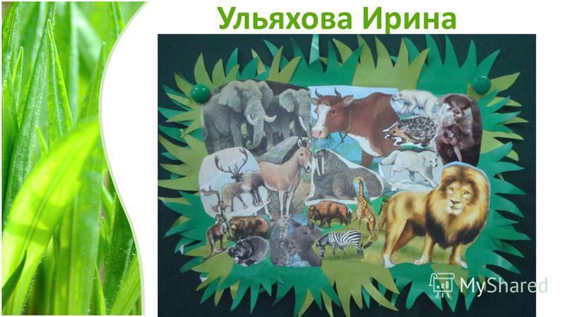 Ульяхова Ирина
