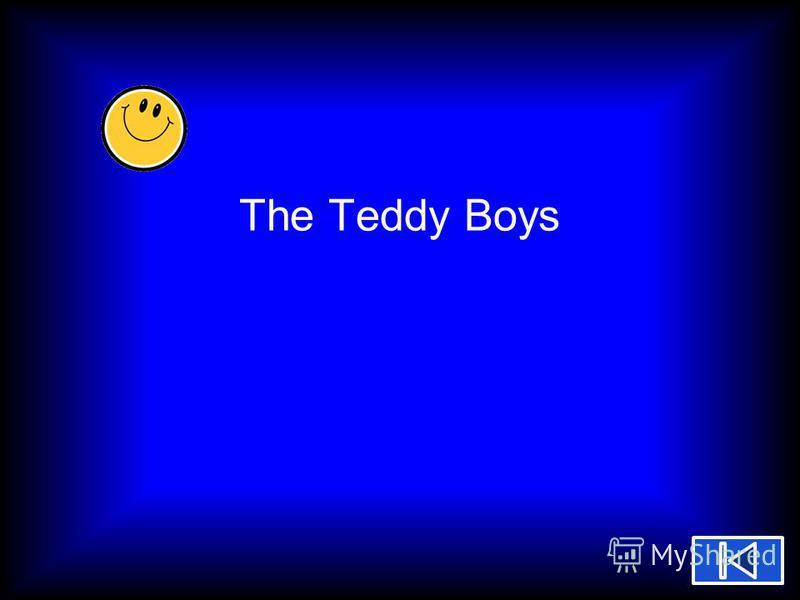 The Teddy Boys