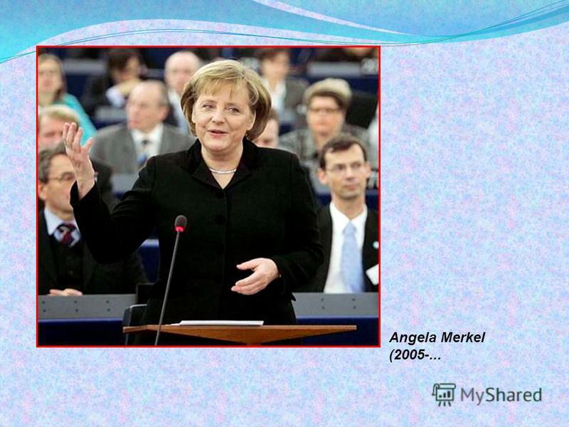 Angela Merkel (2005-...