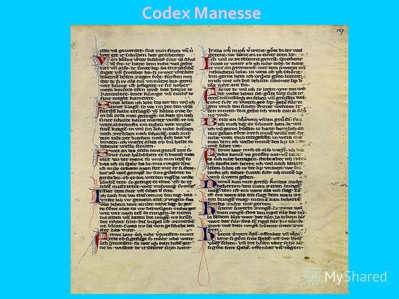 Codex Manesse