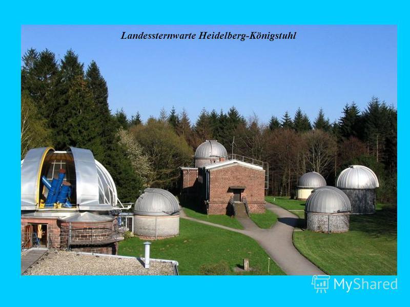 Landessternwarte Heidelberg-Königstuhl