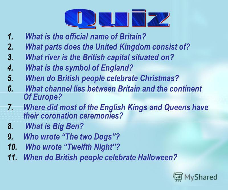 Horizontal 1.Who is the official head the state? 2.What is the national instrument of the Scots? 3.What is the symbol of Northern Ireland? 4. Where was born of Robert Burns? 5.What is the symbol of Scotland? 6.What is the symbol of Wales? Vertical 1.