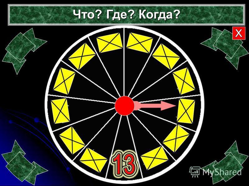 Инструкция 1) Чтобы вращать волчок, щелкните по нему. 1) Чтобы вращать волчок, щелкните по нему. 2) Чтобы прочитать вопрос, щелкните по конверту или по сектору «13» (если выпал именно он). 3) На обдумывание вопроса дается 2 минуты (1 минута – для озн