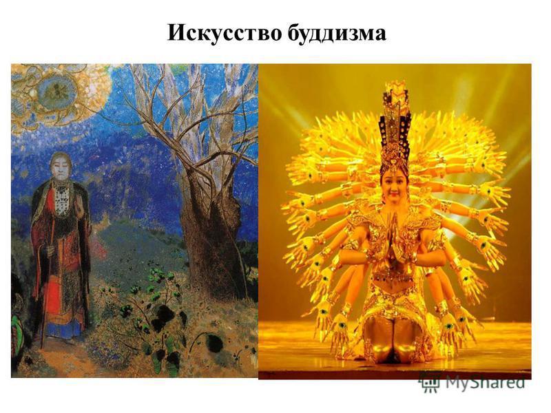 Искусство буддизма