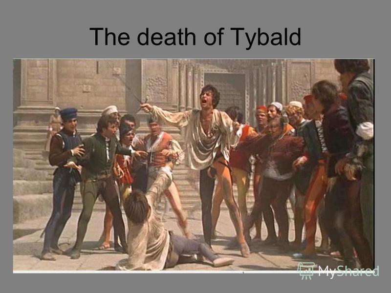 The death of Tybald