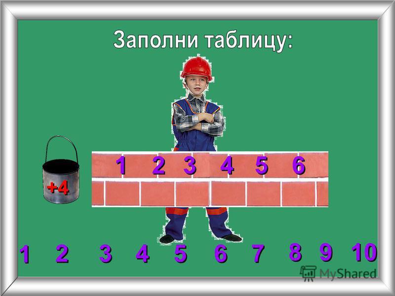 1 1 2 2 3 3 4 4 5 5 6 6 7 7 8 8 1 1 2 2 3 3 4 4 5 5 6 6 +4 9 9 10