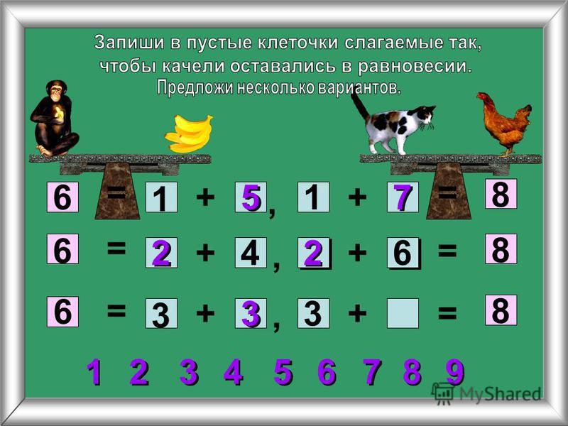 +6 8 + ++ ++ 6 6 8 8 1 2 2 7 7 1 5 5 2 24 3 3 33 6 = = = = = =,,, 7 7 5 5 2 2 3 3 1 1 4 4 6 6 8 8 9 9
