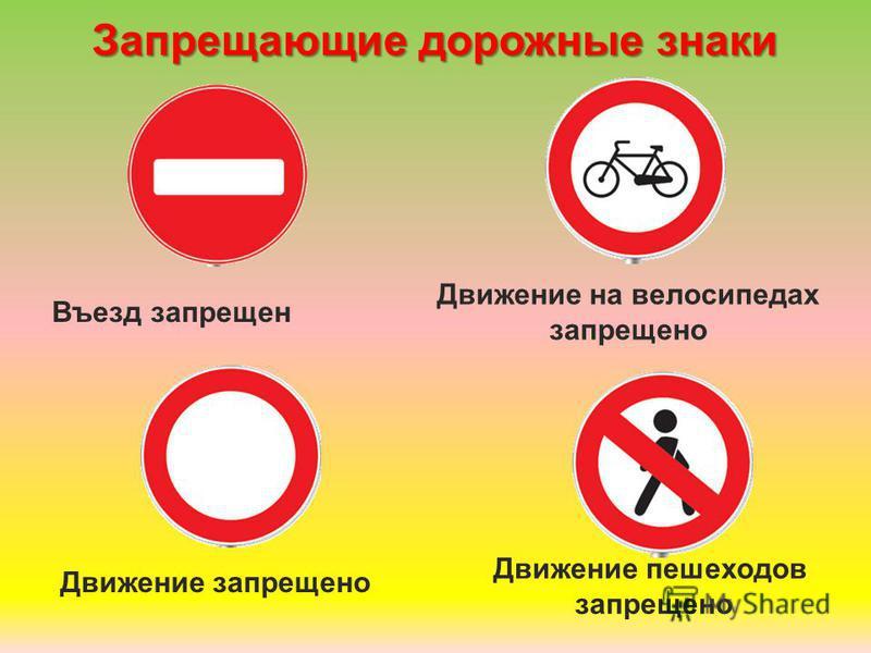 Предупреждающие дорожные знаки Светофорное регулирование Пешеходный переход Дети Пересечение с велосипедной дорожкой Дорожные работы