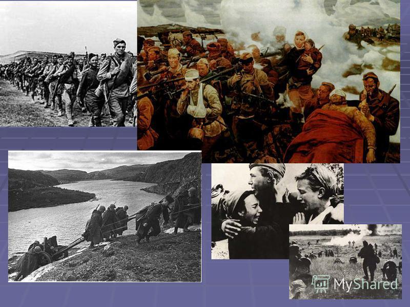 «Баллада о солдате» музыка В.П. Соловьёва – Седого Слова М.Л. Матусовского