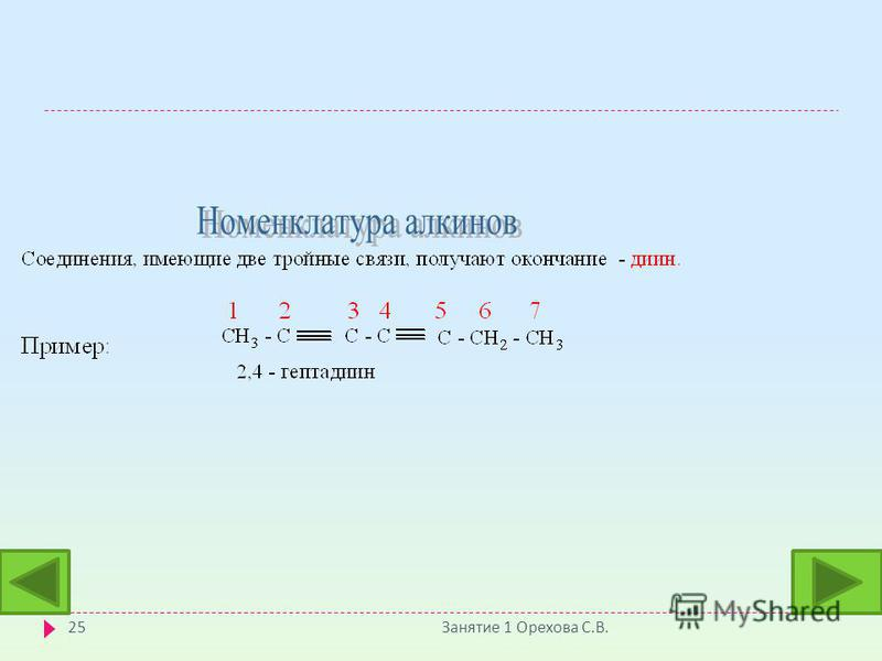 Занятие 1 Орехова С. В. 25