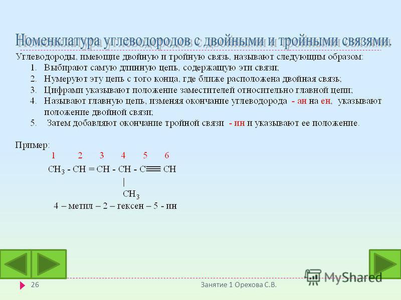 Занятие 1 Орехова С. В. 26