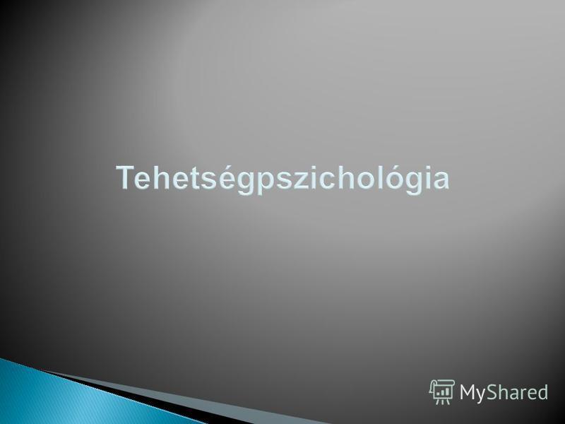 Tehetségpszichológia