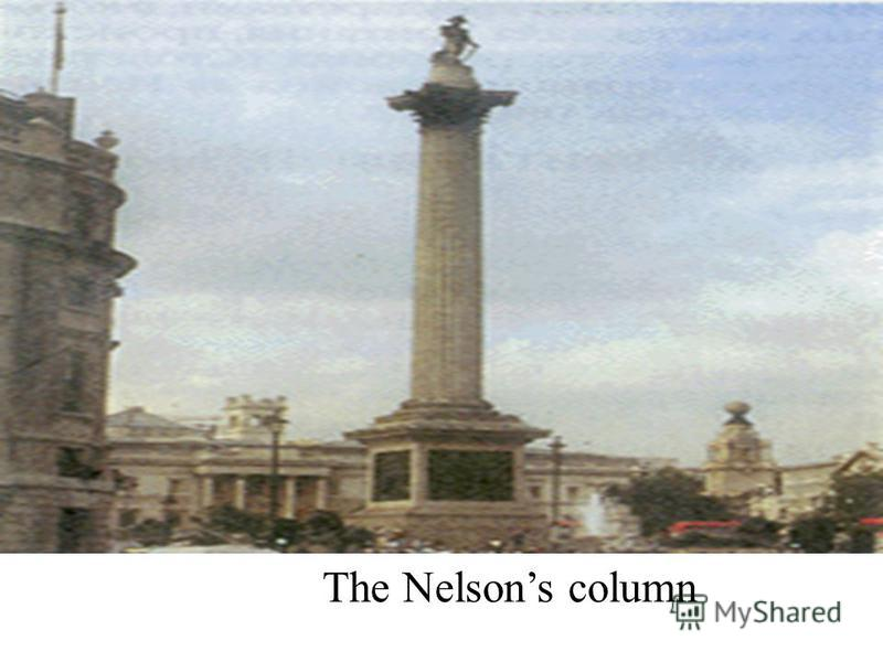 The Nelsons column