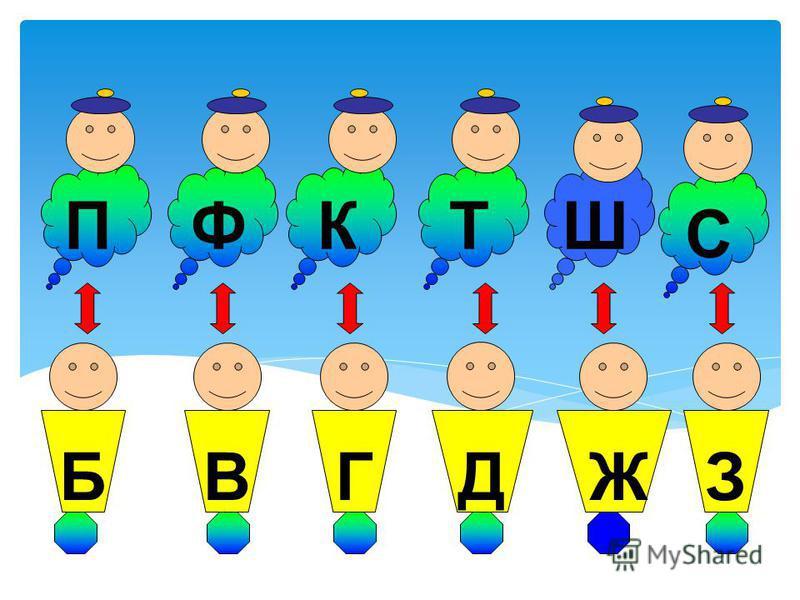 ПФКТШ С БВГДЖЗ