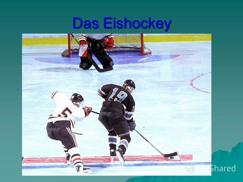 Das Eishockey