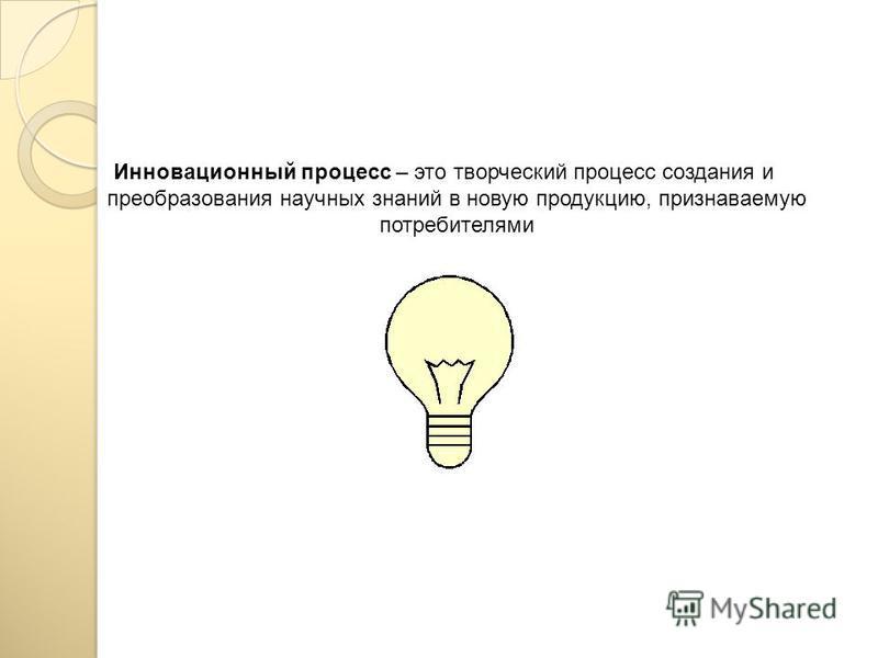 Управление инновационной деятельностью