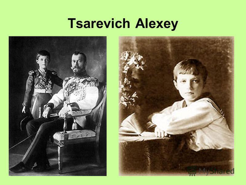Tsarevich Alexey