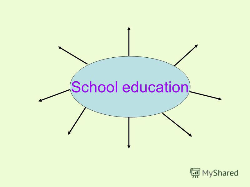 School education