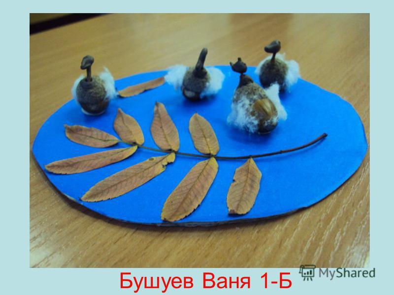 Бушуев Ваня 1-Б