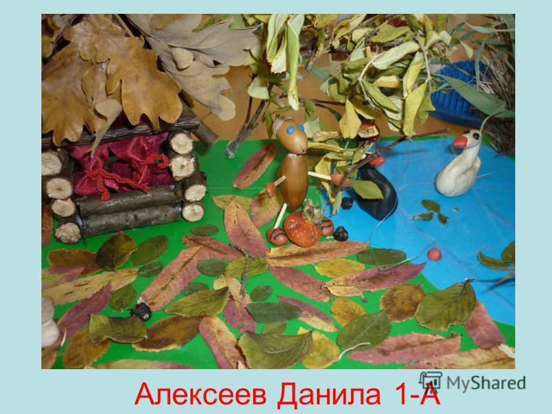 Алексеев Данила 1-А