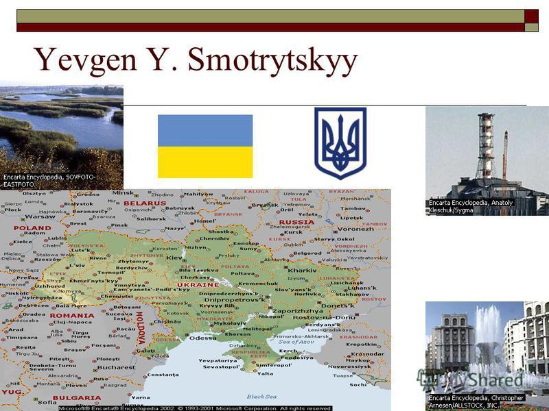 21.12.2005Kaiserslautern Yevgen Y. Smotrytskyy