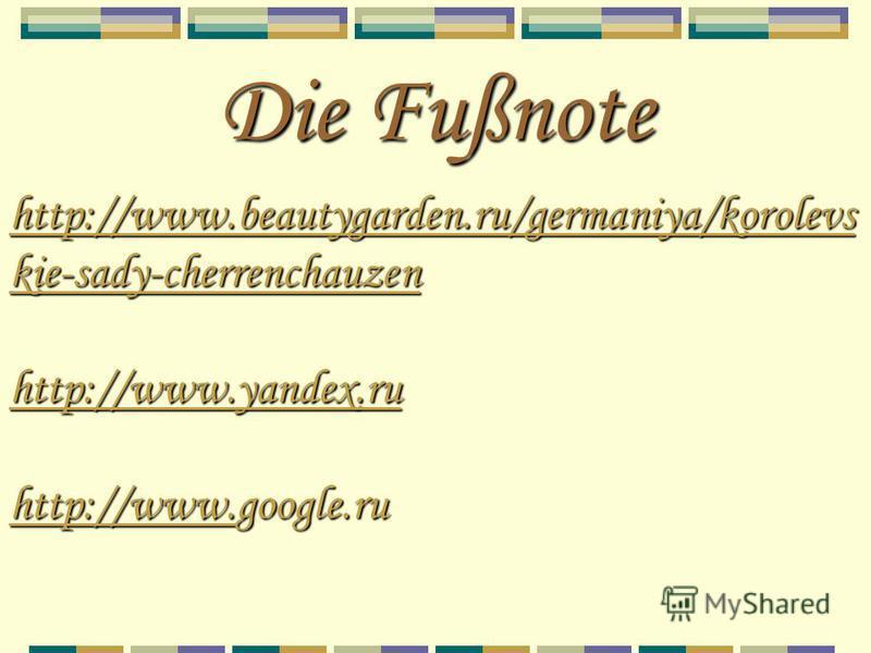 Die Fußnote http://www.beautygarden.ru/germaniya/korolevs kie-sady-cherrenchauzen http://www.beautygarden.ru/germaniya/korolevs kie-sady-cherrenchauzen http://www.yandex.ru http://www.http://www.google.ru http://www.